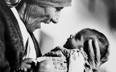 Teréz anya szentté avatása