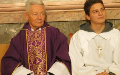 Adventi lelkigyakorlat Tomka Feri atyával december 9-12-én