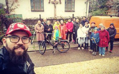 Kerékpáros Keresztút