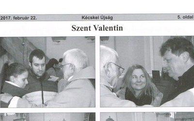 Szent Valentin