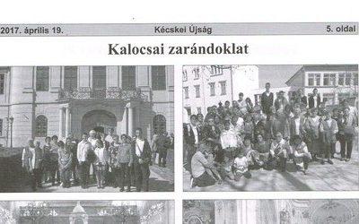 Kalocsai zarándoklat