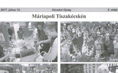 Máriapoli Tiszakécskén