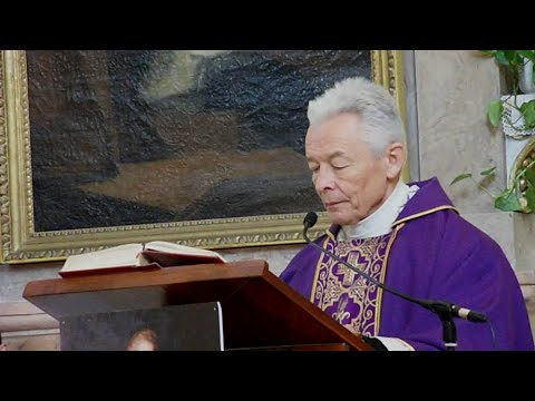 Nagyböjti lelkigyakorlat Tomka Ferenc atyával II.