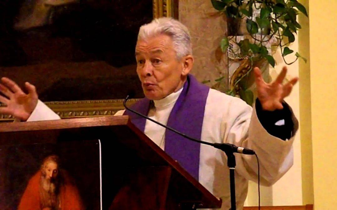 Nagyböjti lelkigyakorlat Tomka Ferenc atyával III.