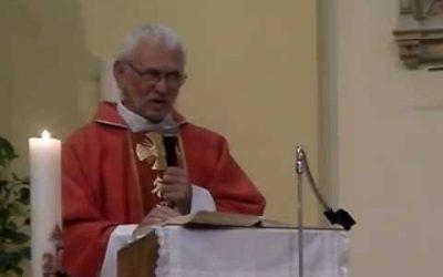 Pünkösdvasárnap esti szentmise evangélium szentbeszéd