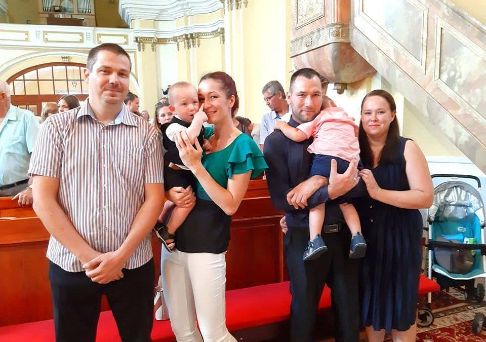 Új tagokat fogadtunk be az egyházközségbe