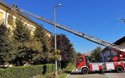 Segítettek a tűzoltók