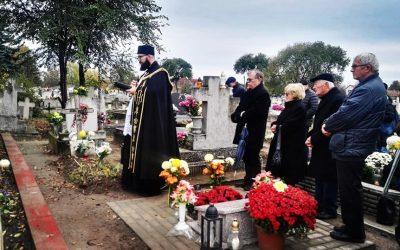 Fényünnep és halottak napi szentmise