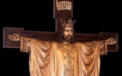 Prédikáció Krisztus Király vasárnapján