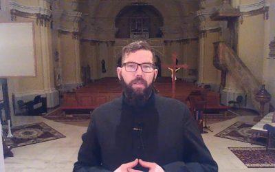 """""""Üzenet haza…"""" itthonról – Bobek Tamás atya videós bejelentkezése a templomból"""