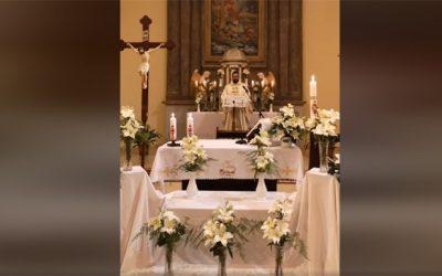 Online szentminse-közvetítés, 2020. április 11. Nagyszombat, feltámadási szentmise
