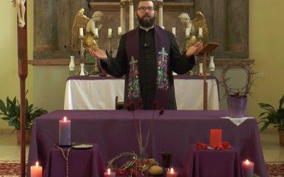 Katolikus percek a Tiszakécske Tv műsorán