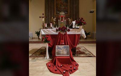 Online szentmise közvetítés 2020. május 31.