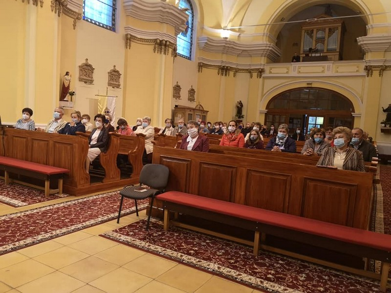László Lajos evangélikus lelkész hirdette az igét Szentírás vasárnapján templomunkban