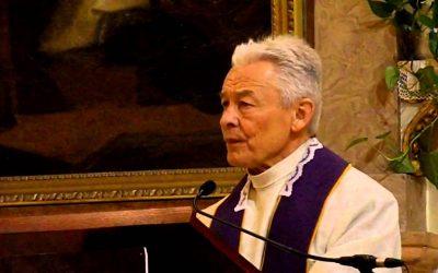Nagyböjti lelkigyakorlat Tomka Ferenc atyával IV.