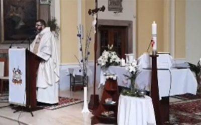 Húsvétvasárnapi szentmise 2021. – VIDEÓ