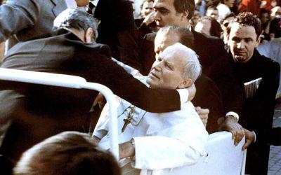 Negyven éve történ a merénylet II. János Pál ellen