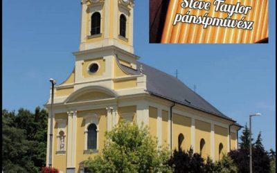 Pánsípkoncert lesz a tiszakécskei templomban