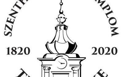 Új logó készült a templom felszentelésének 200. évfordulójára